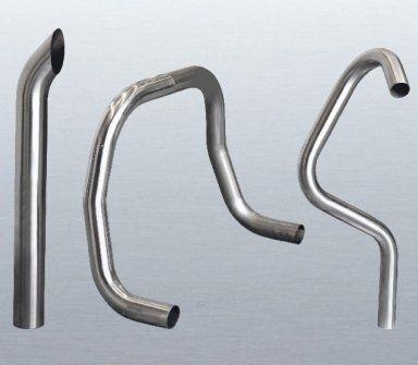 curvatura tubi, tubi curvati, carpenteria metallica