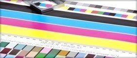Campionario di etichette adesive