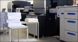 Macchine per la stampa a trasferimento termico su etichette