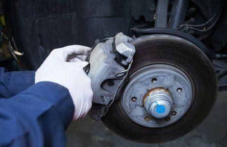 Brake repairs