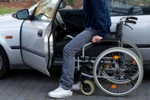 Allestimenti auto per disabili