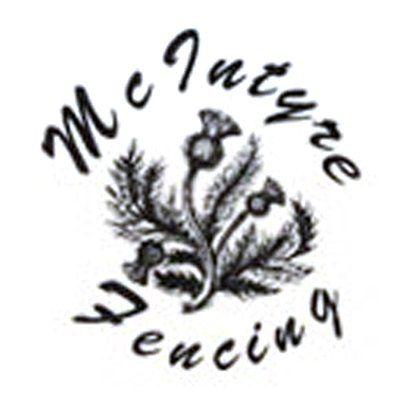 McIntyre Fencing company logo