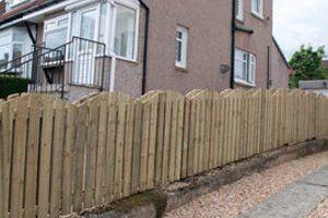 building fencing