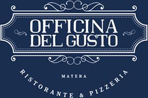 RISTORANTE PIZZERIA OFFICINA DEL GUSTO - LOGO
