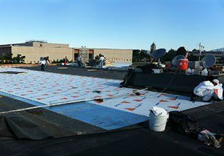 Commercial Roofs Murray Ut All Weather Waterproofing Inc