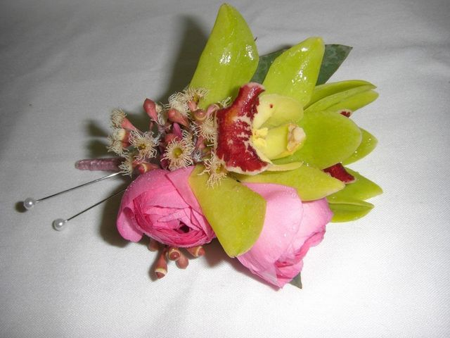 Corsages & Boutonieres