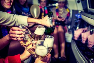 Party Limo Rentals Near Me