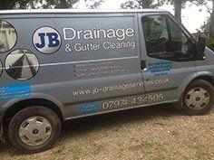 JB drainage van