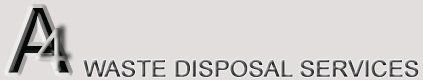 A4 Waste Disposal Services logo
