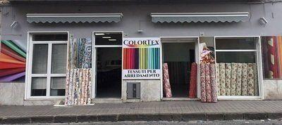 Esterno del negozio ColorTex