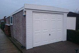 Up Amp Over Garage Door Supply And Installation In Leeds