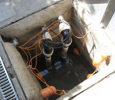 controllo pompe sommerse