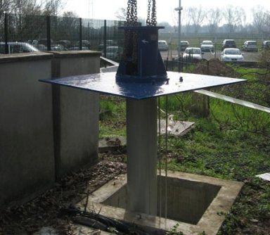 installazione pompe acque marine