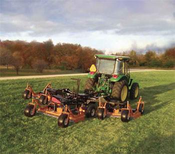 Woods Equipment Finish Mowers