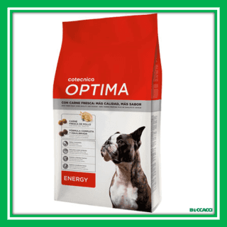 Optima Dog Energy