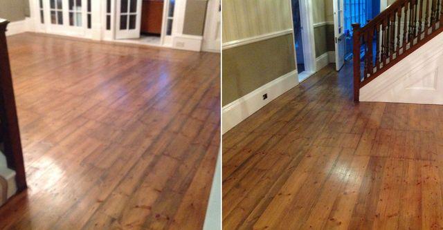 quality wooden floor