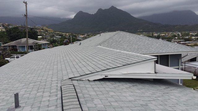 Roof Repairs Kailua Hi Al Rezentes Roofing Inc