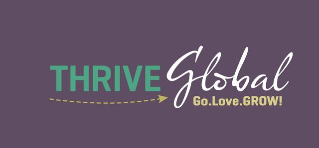 thrive global hawaii