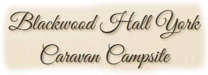 Blackwood Hall Bed & Breakfast & Caravan Site Logo