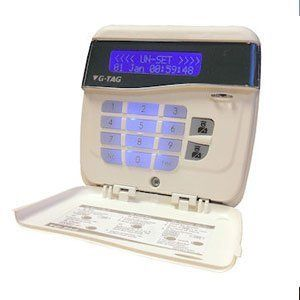 Fitted intruder alarm systems