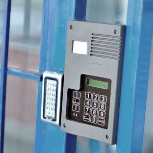 Private home access control
