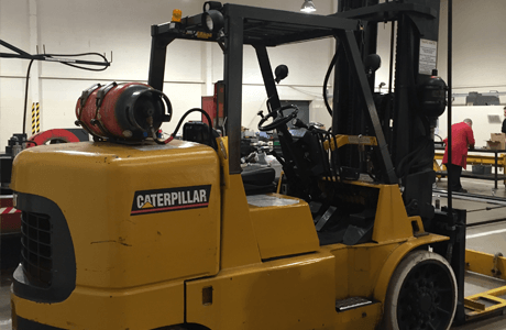 forklift training by muldoons fork lifts ltd