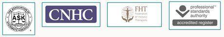 CNHC FHT logos
