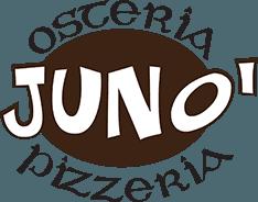 OSTERIA PIZZERIA JUNO' - LOGO