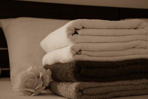 asciugamani per la casa