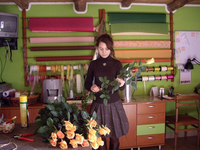 punto vendita fiori