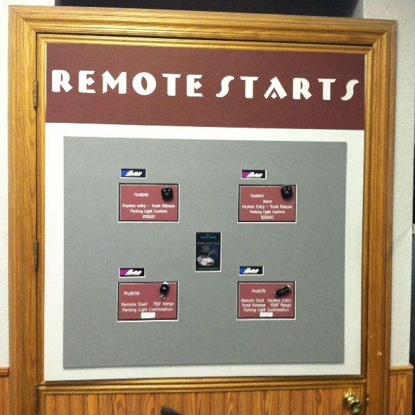 Remote starts in Ashtabula, OH