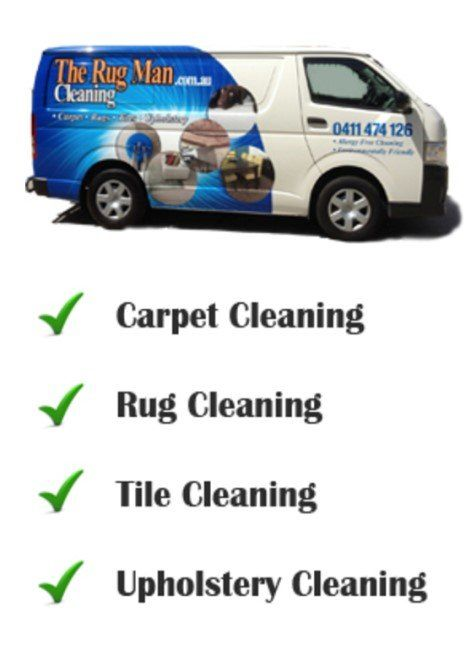 Best Rug Cleaning Adelaide The Man