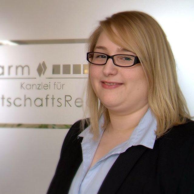 Silvia Schwenger, Sekretariat Rechtsanwalt Warm
