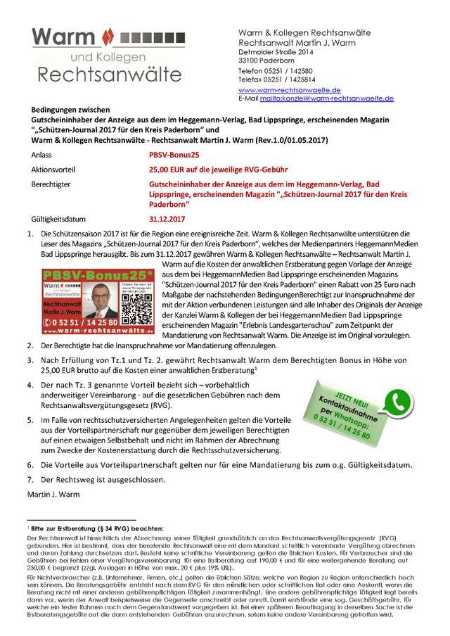 Kanzleiintern Jetzt Pbsv Bonus25 Sichern