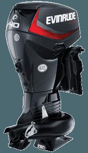 Evinrude  40 HP Jet series
