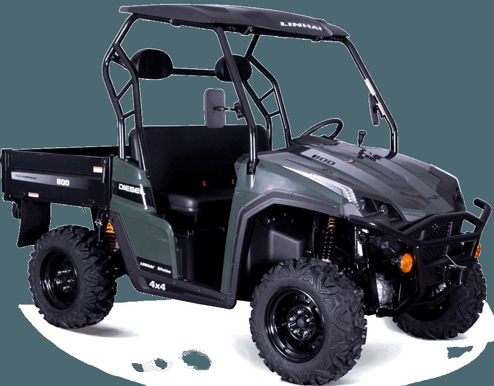 Raider 800 – 4x4 Diesel