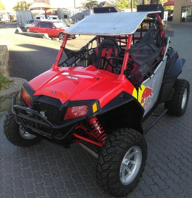 RZR 900 XP