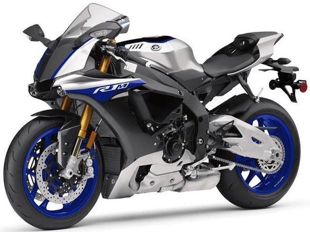 Yamaha YZF R1M  R399 950
