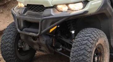 Can-Am Front bumper MTXCAD1001