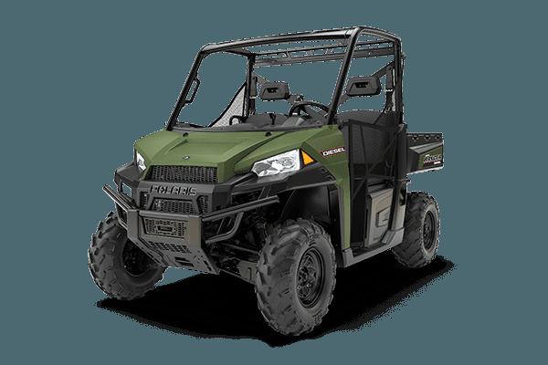Polaris Ranger - Full 1000 Diesel