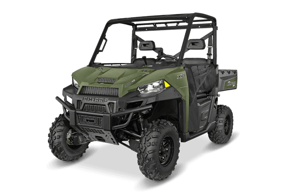 Polaris Ranger XP 9000 EFI