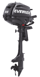 3.5 HP Eninrude Portable