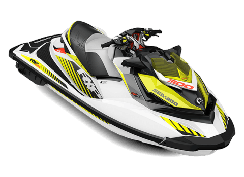Sea-Doo RXP X 300 With IBR  R345 900