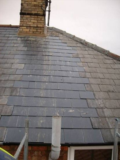 Listed building roofing