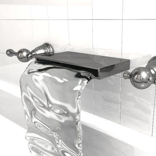 Modern bath faucet