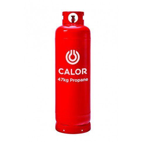 47 kg propane gas bottle