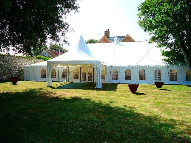 Marquee for hire in Norfolk