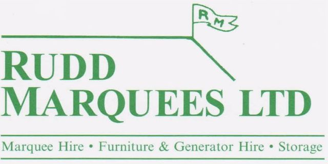 Rudd Marquees LTD Logo