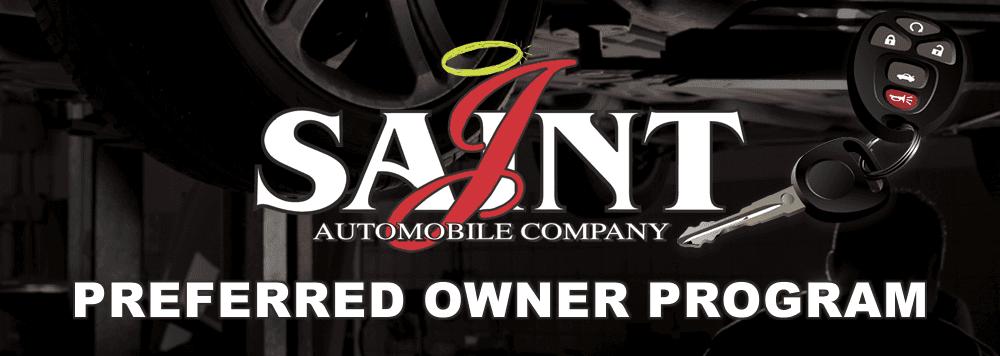 Preferred Owner Program at St J Auto