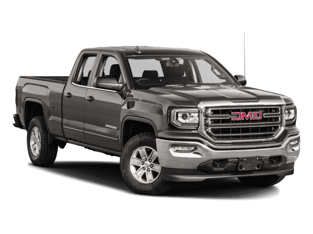 New GMC Sierra 1500